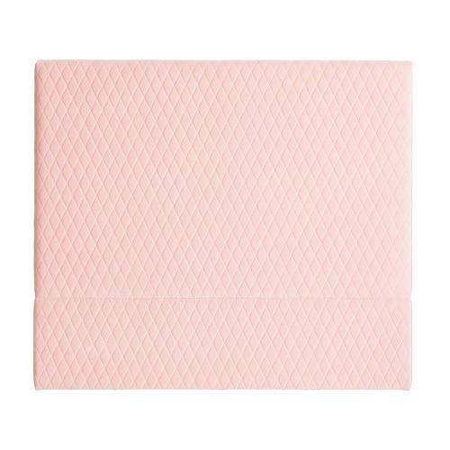 Park Avenue Pink Coco Queen Velvet Bedhead