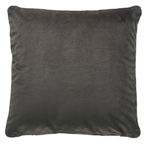 Gorcazany Piped Square Velvet Cushion