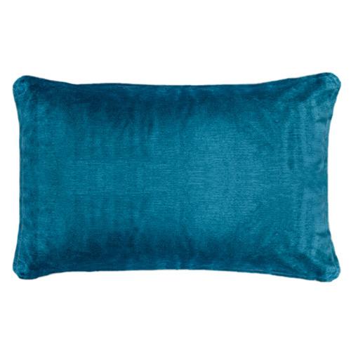 Park Avenue Hermann Piped Rectangular Velvet Cushion