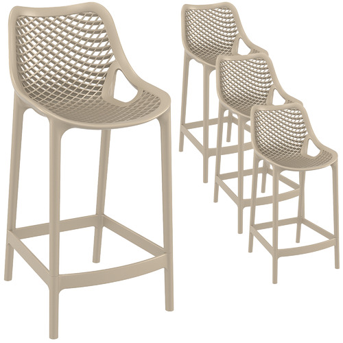 Furnlink 65cm Horace Outdoor Barstools