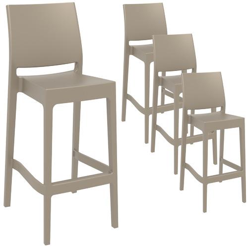 Furnlink 75cm Miraya Outdoor Barstools