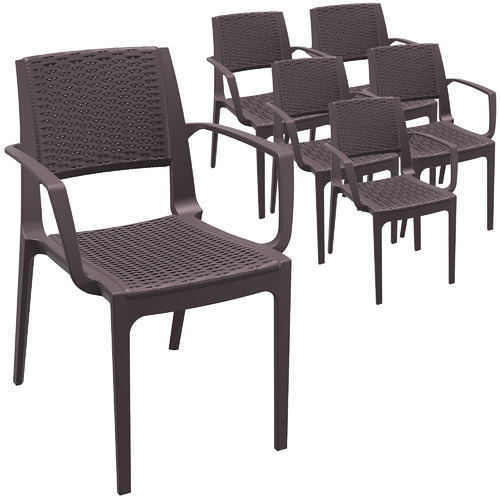 Furnlink Padma UV-Stabilised Outdoor Dining Chairs
