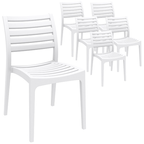 Furnlink Serena UV-Stabilised Outdoor Dining Chairs
