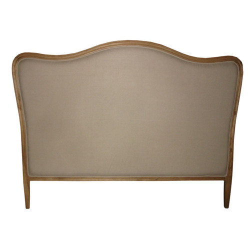 French Country Collections Panel Headboard