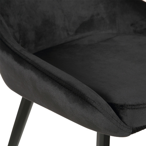 Daimyo Velvet Dining Chairs