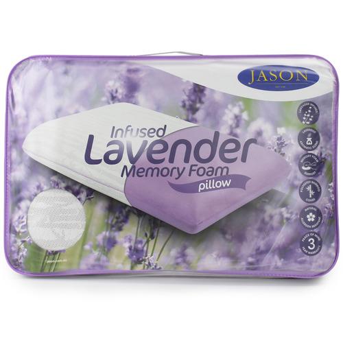 Jason Jason Lavender Scented Memory Foam Pillow