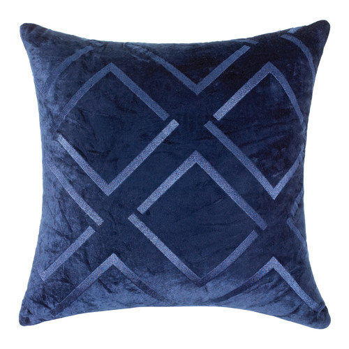 Rapee Empire Indigo Cushion