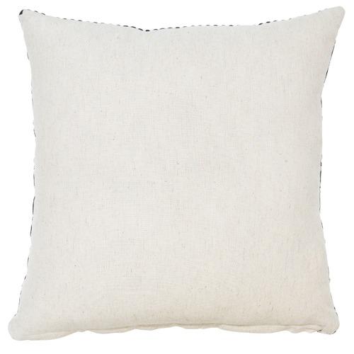 Rapee Navy Tori Cotton & Linen Cushion