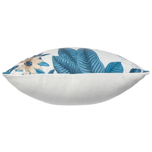 Rapee Floral Pania Linen-Blend Cushion