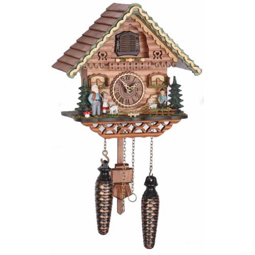 Trenkle Swiss House Cuckoo Clock