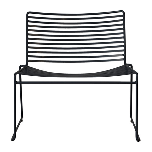 Broad Club Wire Outdoor Lounge Chair Temple Amp Webster