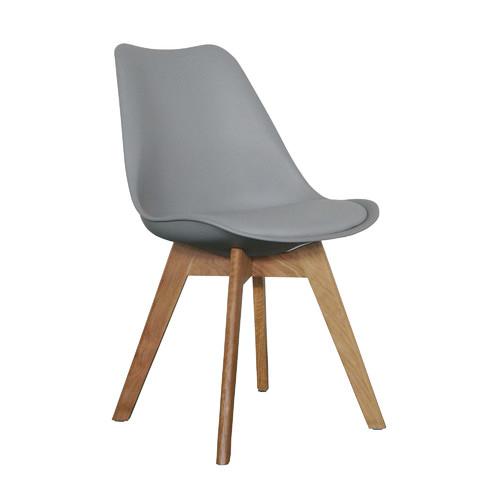 Oak & Grey Kent Dining Chair