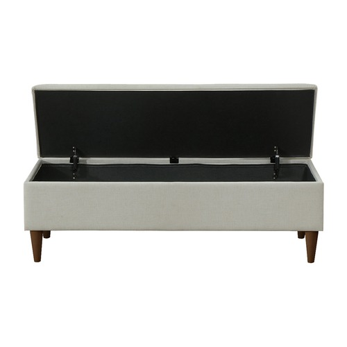 Oslo Home Denton Bench Storage Box