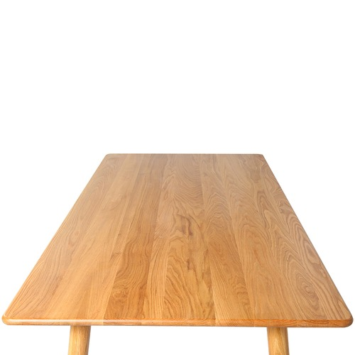 Oslo Home Rectangular Finland Oak Dining Table