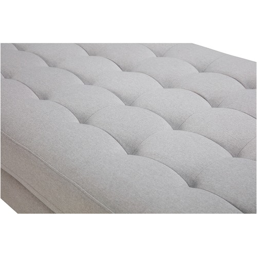 Oslo Home Light Grey Wynona Day Bed