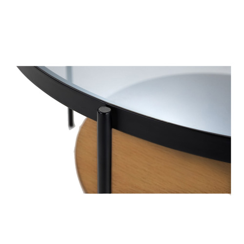 Glamour Steel Coffee Table