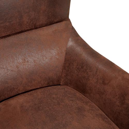 Sky Blue Furniture Genoa Rustic Armchair