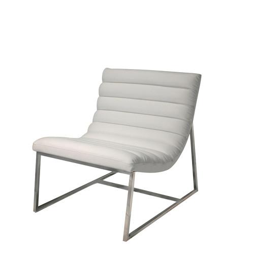 Superb Eivissa Faux Leather Accent Chair Creativecarmelina Interior Chair Design Creativecarmelinacom