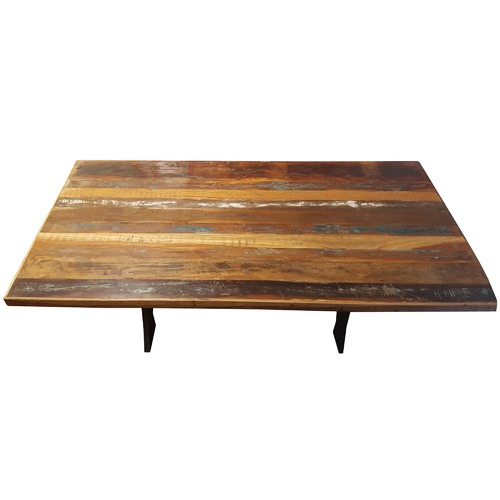 Industrial Reclaimed Wood Dining Table Temple amp Webster : Industrial2BReclaimed2BWood2BDining2BTable from www.templeandwebster.com.au size 500 x 500 jpeg 28kB