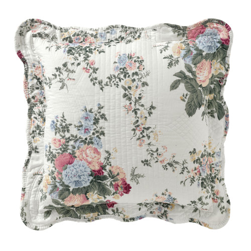 Bianca Square Rosedale Cushion