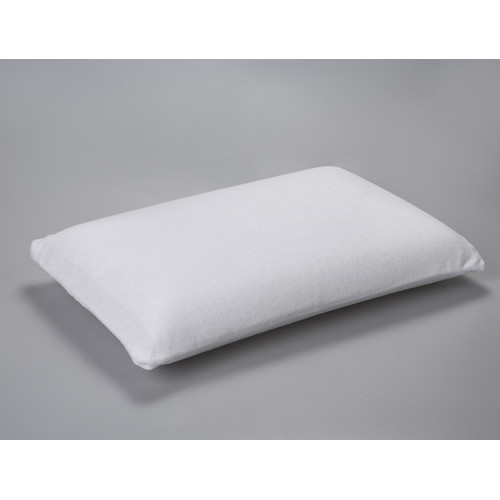 pillow futons pillows talalay by latex natural solid dunlop cotton cloud