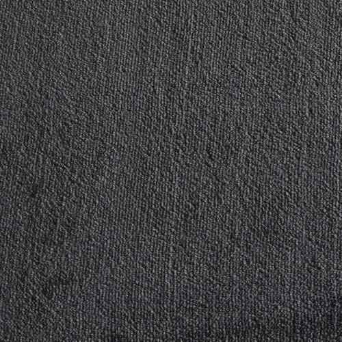 Bianca Charcoal Ultra Soft Velvet Blanket