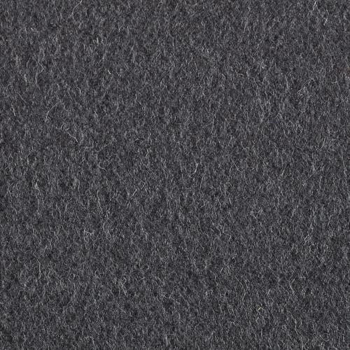 Bianca Charcoal Australian Wool Blanket