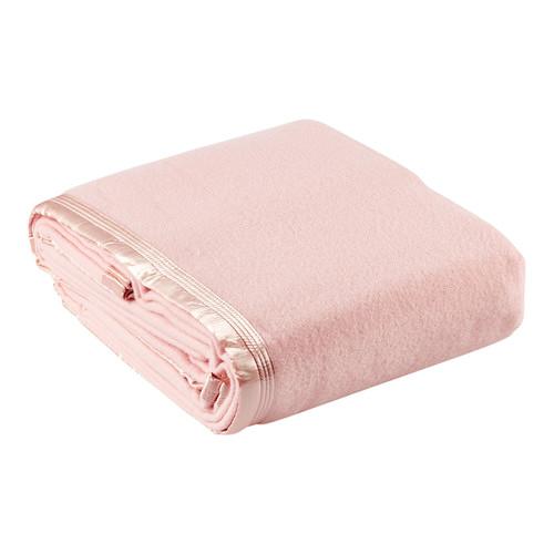 Dusty Pink Australian Wool Blanket