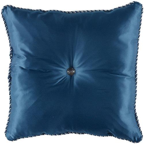 Bianca Clementine Button Cushion