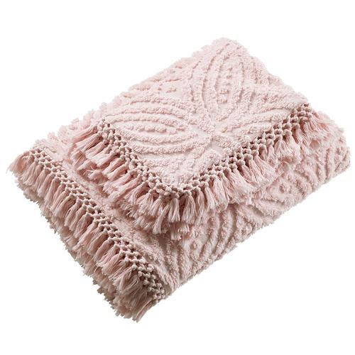 Bianca Pink Savannah Cotton Quilt Cover Set