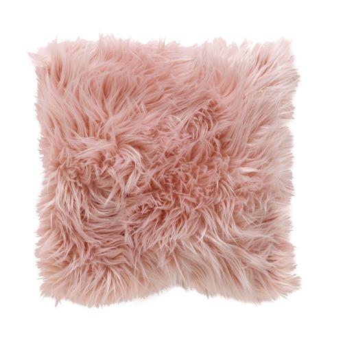 Bianca Shaggy Ledbury Square Cushion