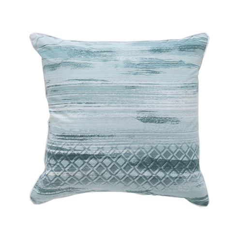 Bianca Printed Diamond Lennox Cushion
