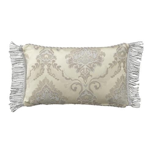 Taupe Dorset Rectangular Cushion