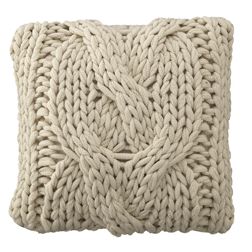 Bianca Stone Ainsley Knitted Cushion