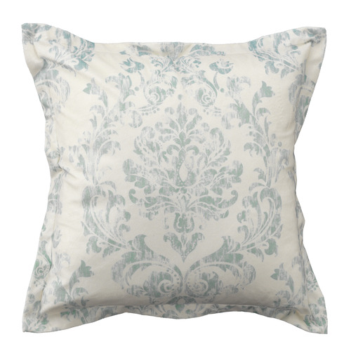 Bianca Teal Aria Cushion