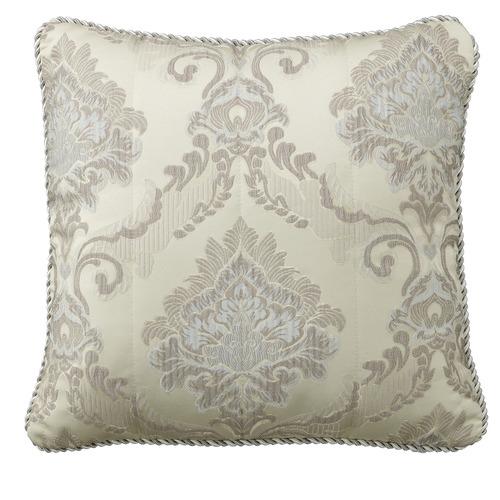 Taupe Dorset Square Cushion