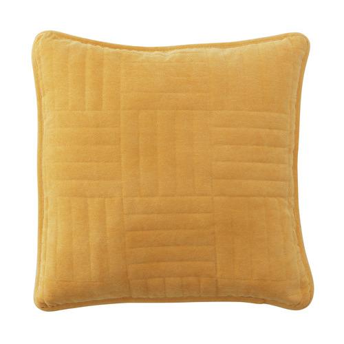 Bianca Mustard Raymond Corduroy Cushion