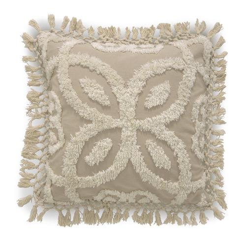 Bianca Taupe Sheba Cushion