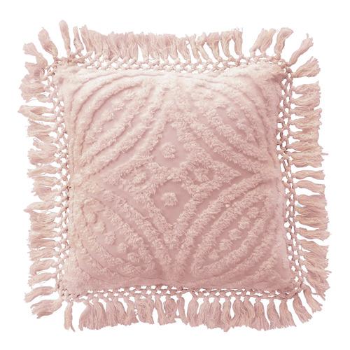 Pink Kalia Cotton European Pillowcase
