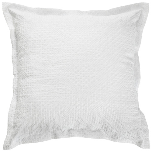 White Colca Matching Cotton Cushion