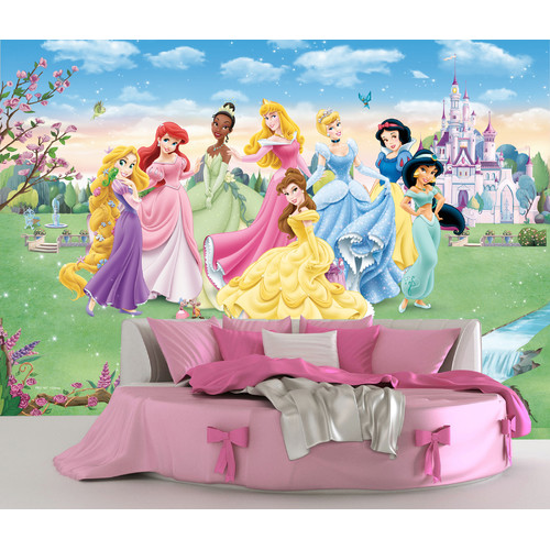Pro Art Disney Princess Full Wall Mural Part 47