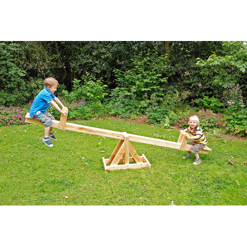 Yardgames Wooden See Saw