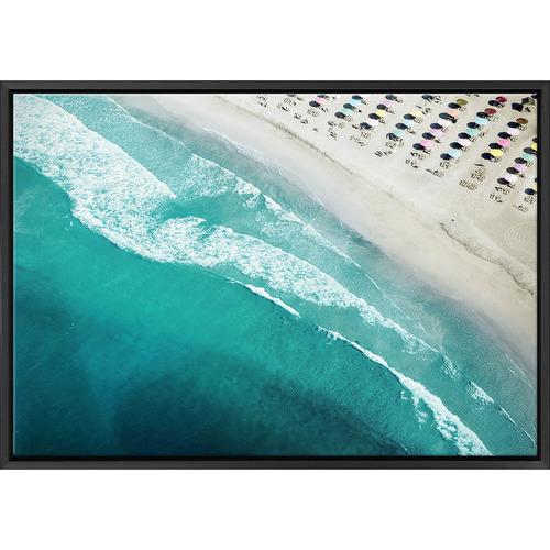 Art Illusions Coastal Shores Canvas