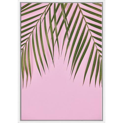 Art Illusions Golden Cane Palm II Print