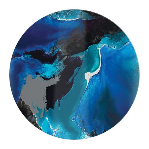 Art Illusions Sea Acrylic Glass Wall Art by Emma Thomas