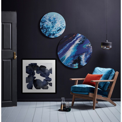 Art Illusions Denim Acrylic Glass Wall Art Amp Reviews