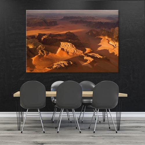 Art Illusions Earth Shadows Canvas Wall Art