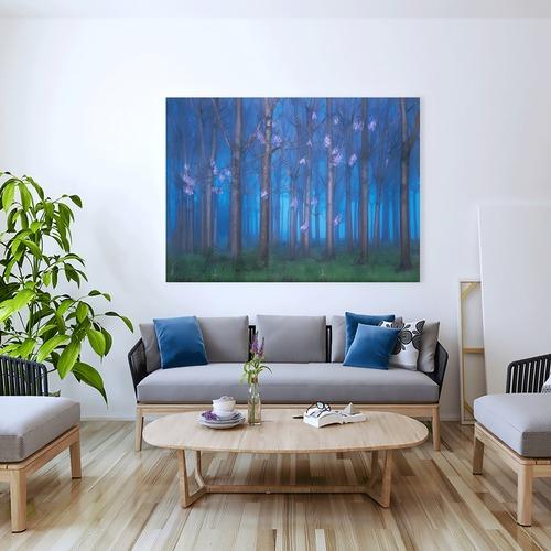 Art Illusions Fairyland Canvas Wall Art