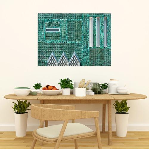 Art Illusions De Bijenkorf Canvas Wall Art