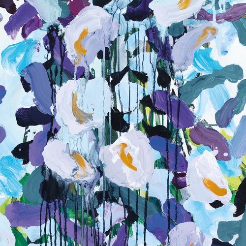 Art Illusions Wisteria 3 Canvas Wall Art